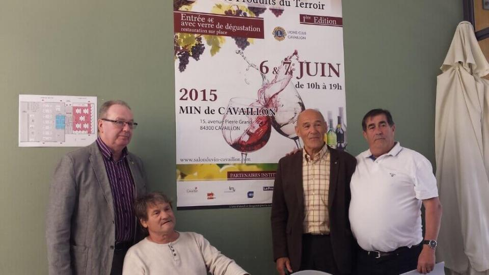 salon du vin cavaillon 2015